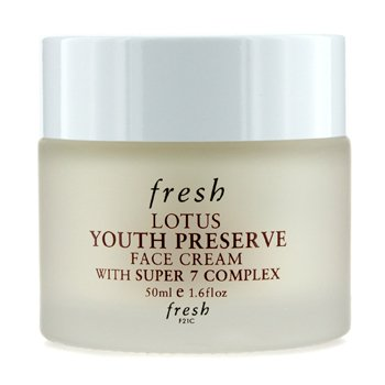 Fresh Lotus Youth Preserve arckrém  50ml/1.6oz
