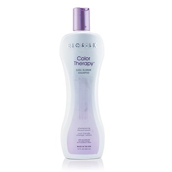 BioSilk Color Therapy Şampon Blond Glacial  355ml/12oz