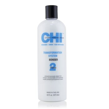 CHI Transformation System Phase 2 - Bonder Formula B (Para Cabello Tratado con Color/Químicamente)  473ml/16oz