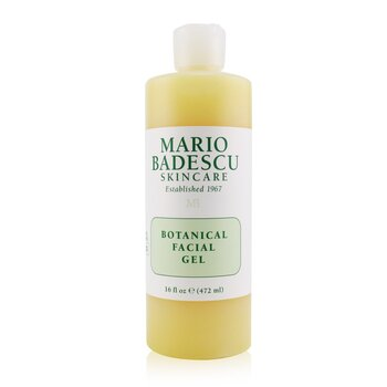 Mario Badescu Botanical Facial Gel - For Combination/ Oily Skin Types  472ml/16oz