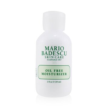 Mario Badescu Oil Free Moisturizer - For Combination/ Oily/ Sensitive Skin Types  59ml/2oz