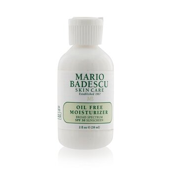 Mario Badescu Oil Free Moisturizer SPF 30 - For Combination/ Oily/ Sensitive Skin Types  59ml/2oz