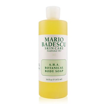 Mario Badescu A.H.A. Botanical Body Soap - Sabun  472ml/16oz