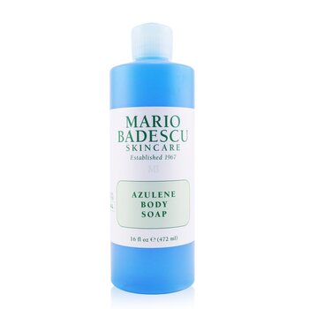 Mario Badescu Azulene Body Soap - Sabun  472ml/16oz