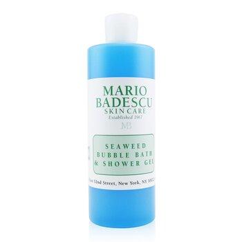 Mario Badescu Gel Para Banho Seaweed Bubble  472ml/16oz