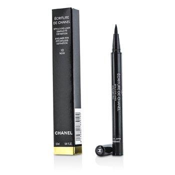 Chanel Ecriture De Chanel (Şekillendirici Eye Liner)- 10 Noir  0.5ml/0.01oz