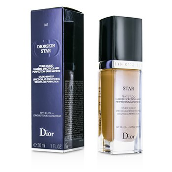 Christian Dior  Diorskin Star Studio Makeup SPF30 - # 43 Cinnamon  30ml/1oz