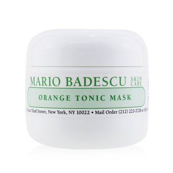 Mario Badescu Orange Tonic Mask - For Combination/ Oily/ Sensitive Skin Types  59ml/2oz