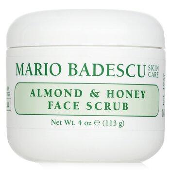 Mario Badescu Almond & Honey Non-Abrasive Face Scrub  118ml/4oz