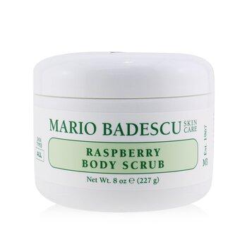 Mario Badescu Raspberry Body Scrub - For All Skin Types  236ml/8oz
