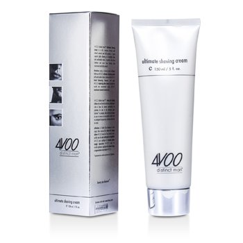 4V00 Distinct Man Ultimate Crema de Afeitar  150ml/5oz
