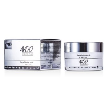 4V00 Distinct Man Deep Exfoliation Scrub  50ml/1.7oz