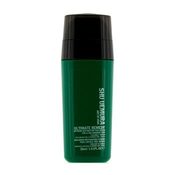 Shu Uemura Ultimate Remedy Suero Duo Restauración Extrema (Para Cabello Ultra Dañado)  30ml/1.01oz