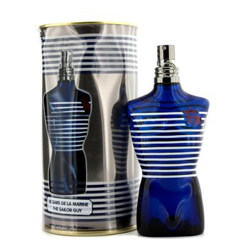 Jean Paul Gaultier Le Male Eau De Toliette Spray (Couple's Limited Edition/ Can Slightly Damaged)  125ml/4.2oz