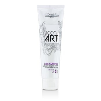 L'Oreal Gel Em Creme Professionnel Tecni.Art Liss Control Smooth Control  150ml/5oz