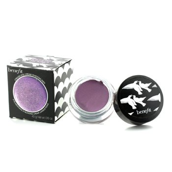 Benefit Creaseless Cream Shadow/Liner - Liner Mata - # Purple Snap  4.5/0.16oz