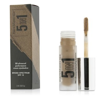 BareMinerals BareMinerals 5 In 1 BB Advanced Performance Cream Eyeshadow Primer SPF 15 - Sweet Spice  3ml/0.1oz