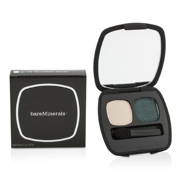 BareMinerals BareMinerals Ready Eyeshadow 2.0 - The Hollywood Ending (# Promise, # Dazzle)  2.7g/0.09oz