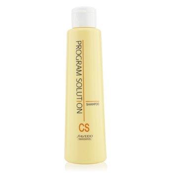 Shiseido Program Solution Shampoo CS (For Colored & Ionized Straightening Hair)  200ml/6.7oz