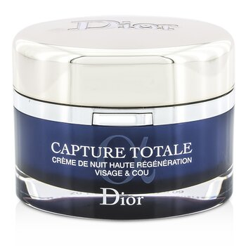 Christian Dior Capture Totale Nuit Intensive Night Restorative Creme (Rechargeable)  60ml/2.1oz