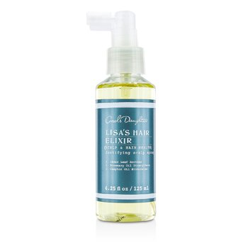 Carol's Daughter Lisa's Hair Elixir Scalp & Hair Health Spray Fortificante de Cuero Cabelludo  125ml/4.25oz
