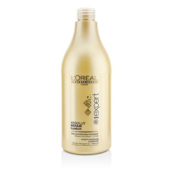 L'Oreal Professionnel Expert Serie - Condicionador Absolut Repair Lipidium Instant Resurfacing (Cabelo Danificado)  750ml/25.4oz