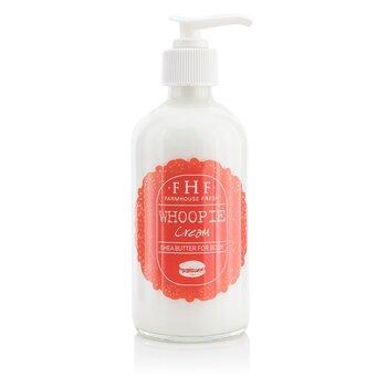 Farmhouse Fresh Whoopie Cream Unt de Shea - Pompiţă  237ml/8oz