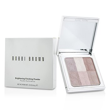 Bobbi Brown Brightening Finishing Powder - # 02 Brighting Nudes  6.6g/0.23oz