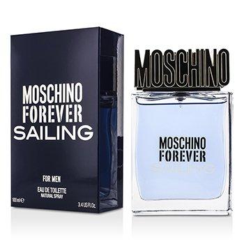 Moschino Forever Sailing Eau De Toilette Spray  100ml/3.4oz