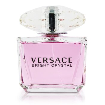 Versace Bright Crystal Eau De Toilette Spray  200ml/6.7oz