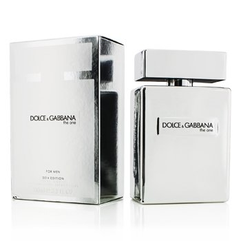 Dolce & Gabbana The One Platinum Eau De Toilette Spray (2014 Limited Edition)  100ml/3.3oz