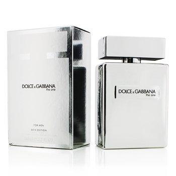 Dolce & Gabbana The One Platinum Eau De Toilette Spray (Edición Limitada 2014)  100ml/3.3oz