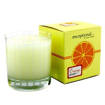 Exceptional Parfums Fragrance Candle - Lilin Wangi - Orange Ginger  227g/8oz