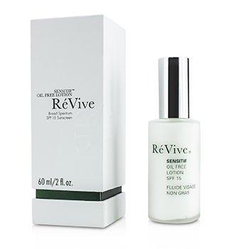 Re Vive Sensitif Loción Libre de Aceite Con SPF 15  60ml/2oz