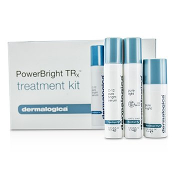 Dermalogica PowerBright TRx Kit Tratamiento  3pcs
