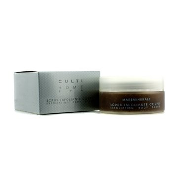Culti Home Spa Exfoliating Body Scrub - Pembersih Tubuh  200ml/6.66oz