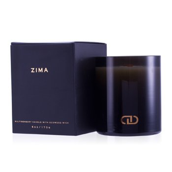 DayNa Decker Exotic Multisensory Candle with Ecowood Wick - Zima  170g/6oz