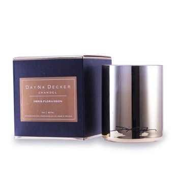 DayNa Decker Atelier Candle - Orris Floraisson  207ml/7oz