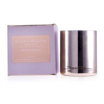 DayNa Decker Świeca zapachowa Atelier Candle - Nectar Cremeaux  207ml/7oz