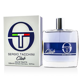 Sergio Tacchini Woda toaletowa Club Eau De Toilette Spray  100ml/3.3oz