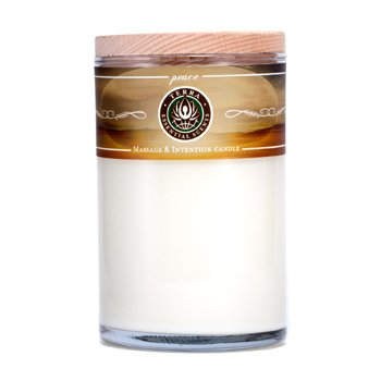 Terra Essential Scents Massage & Intention Candle - Peace  12oz