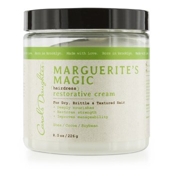 Carol's Daughter Marguerite's Magic Hairdress Cremă Regenerantă (Pentru Păr Uscat, Casant, Texturizat)  226g/8oz