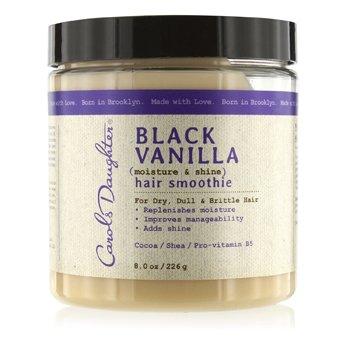 Carol's Daughter Black Vanilla Moisture & Shine Hair Smoothie (For Dry, Dull & Brittle Hair)  226g/8oz