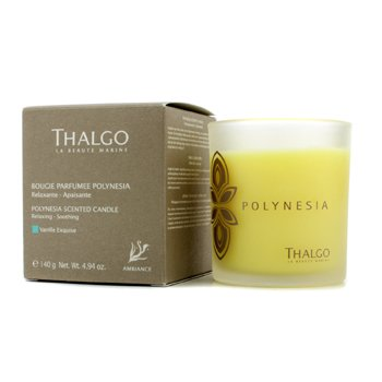 Thalgo La Beaute Marine Polynesia Scented Candle - Vanille Exquise  140g/4.94oz