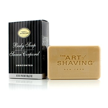 The Art Of Shaving Mydło do ciała - Bezzapachowe  198g/7oz