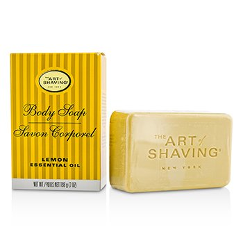 The Art Of Shaving Mydło do ciała Body Soap - Lemon Essential Oil  198g/7oz