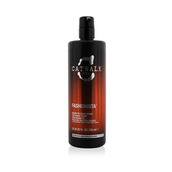 Tigi Catwalk Fashionista Brunette Conditioner (For Warm Tones)  750ml/25.36oz