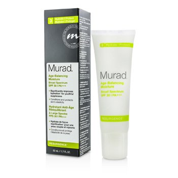 Murad Age-Balancing Moisture Broad Spectrum SPF 30  50ml/1.7oz