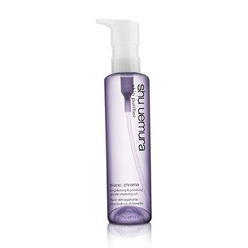 Shu Uemura Blanc:Chroma Brightening & Polishing Gentle Cleansing Oil  150ml/5oz