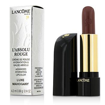 Lanc�me Batom L' Absolu Rouge - No. 278 Luxe Mahogany  4.2ml/0.14oz